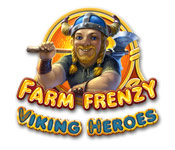 Farm Frenzy: Viking Heroes Game Featured Image
