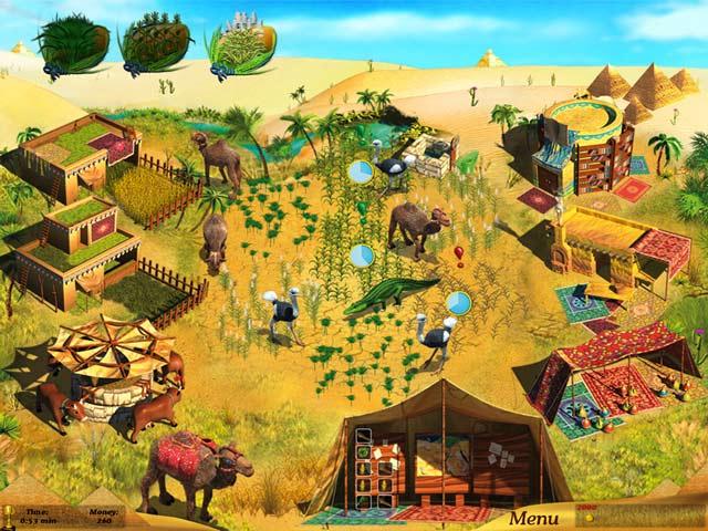 Bezpłatne pobieranie Farm Girl at the Nile