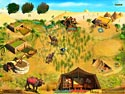 in-game screenshot : Farm Girl at the Nile (pc) - Establish a farm at the edge of the pyramids!