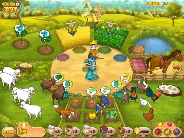 Bezpłatne pobieranie Farm Mania 2