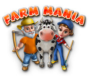 Farm Mania - Featured Game!
