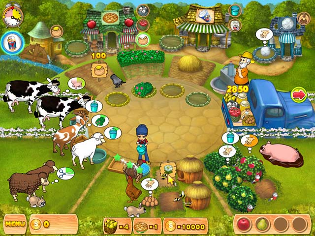 Click To Download Farm Mania