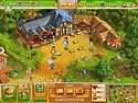 Farm Tribe 2 casual game - Screenshot 1