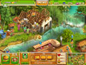 Farm Tribe 2 casual game - Screenshot 2