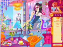 in-game screenshot : Fashion Apprentice (pc) - Take the fashion world by storm.