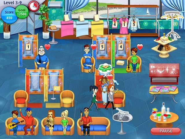 Big fish time management games