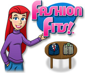 Fashion Fits! Game Featured Image