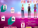 in-game screenshot : Fashion Solitaire (og) - Strike a pose with solitaire.