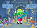 in-game screenshot : Fashion Zombies (og) - Create the Fashion Zombies!