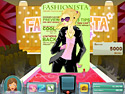 in-game screenshot : Fashionista (pc) - Fun fashion simulation game.