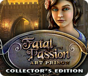 Fatal Passion: Art Prison Collector's Edition Game Featured Image