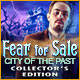 Fear for Sale: City of the Past Collector's Edition Game
