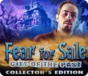 Fear for Sale: City of the Past Collector's Edition Game Featured Image