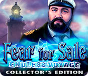 Fear for Sale: Endless Voyage Collector's Edition for Mac Game