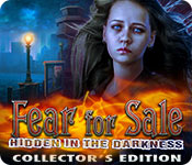 Fear For Sale: Hidden in the Darkness Collector's Edition Game Featured Image