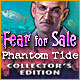 New computer game Fear for Sale: Phantom Tide Collector's Edition