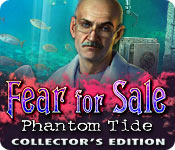 Fear for Sale: Phantom Tide Collector's Edition Game Featured Image
