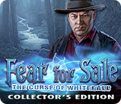 Fear For Sale: The Curse of Whitefall Collector's Edition for Mac Game