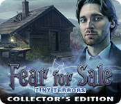 Fear for Sale: Tiny Terrors Collector's Edition for Mac Game