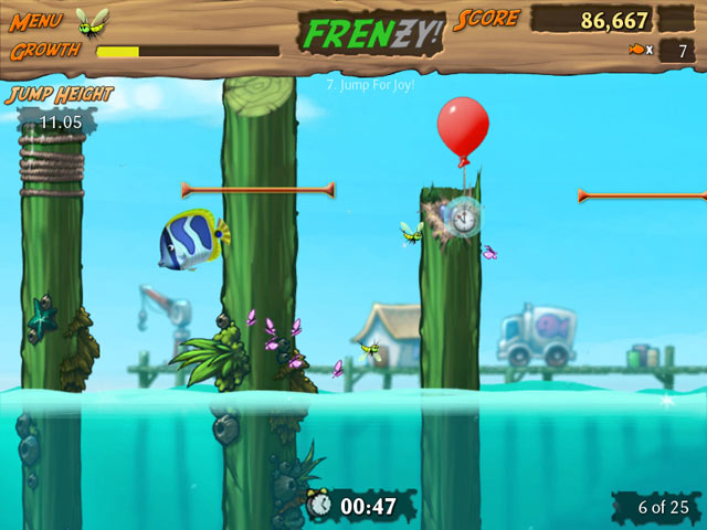 Download full version pc games download feeding frenzy 2 for Feed and grow fish free download full game