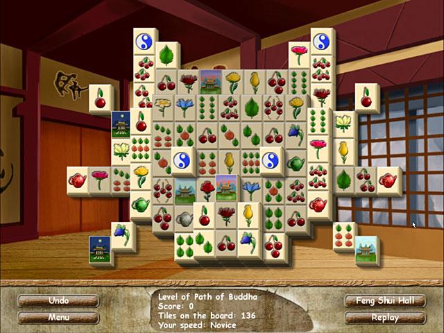 Gra Feng Shui Mahjong Gra Bezpłatne
