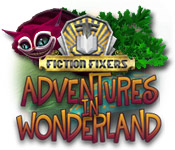 Fiction Fixers: Adventures in Wonderland for Mac Game