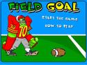 in-game screenshot : Field Goal (og) - Kick as many Field Goals as you can!
