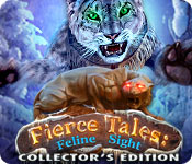 Fierce Tales: Feline Sight Collector's Edition Game Featured Image