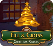 Fill And Cross Christmas Riddles for Mac Game