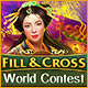 Dator spele: : Fill and Cross: World Contest