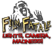 Film Fatale: Lights, Camera, Madness! Game Featured Image