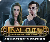 Final Cut: Death on the Silver Screen Collector's Edition for Mac Game