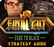 Final Cut: Fade to Black Strategy Guide Game Featured Image