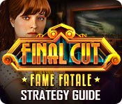 Final Cut: Fame Fatale Strategy Guide Game Featured Image