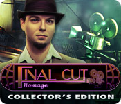 Final Cut: Homage Collector's Edition for Mac Game