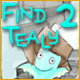 Free online games - game: Find Tealy 2