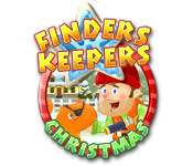 Finders Keepers Christmas Game Featured Image