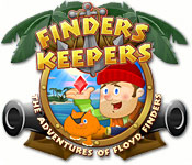 Finders Keepers Feature Game