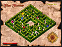 in-game screenshot : Fire Flower (pc) - Puzzle through this maze!