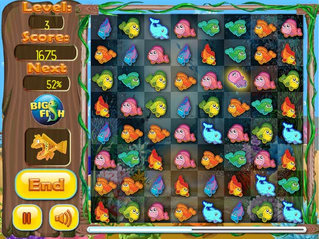 All about casual game fish puzzle for All fishing games