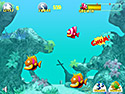 in-game screenshot : Fish Tales (og) - Help Sunny become the Big Fish!