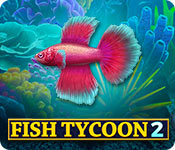 Fish Tycoon 2: Virtual Aquarium Game Featured Image