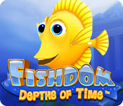 Fishdom: Depths of Time Game Featured Image