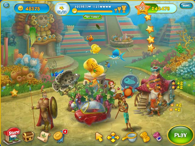 Fishdom depths of time free download full version for Big fish games free download full version