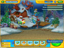 in-game screenshot : Fishdom: Seasons Under the Sea (pc) - Celebrate the holidays with Fishdom!