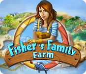 Fisher's Family Farm Game Featured Image