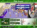 in-game screenshot : Fish Tycoon (pc) - Go fishing for success!