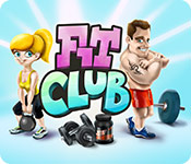Fit Club for Mac Game