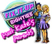 Fix-It-Up Eighties: Meet Kate's Parents for Mac Game