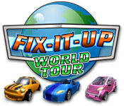 Fix-It-Up: World Tour for Mac Game
